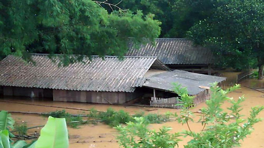 13 người chết, mất tích do mưa lũ